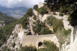 Kein Geld für den Kauf des Castell d'Alaró auf Mallorca