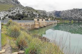 Wasserreserven in Mallorca-Stauseen deutlich höher als 2019