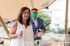 Armengol rückt von strengerer Maskenpflicht auf Mallorca nicht ab