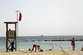 Palma schließt Strände von Can Pere Antoni und Ciutat Jardí