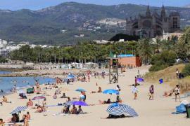 Palmas Stadtstrände sind seit Donnerstag wieder göffnet