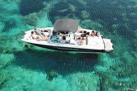 Auf dem Wasser ist es einfach am schönsten