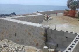 Renovierungsarbeiten am Uferweg von Cala Rajada laufen wieder