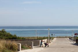 Deutscher am Strand von Son Serra de Marina auf Mallorca ertrunken