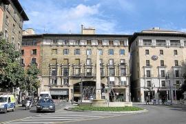 Joan-Carles-Platz in Palma de Mallorca vor Umbenennung?