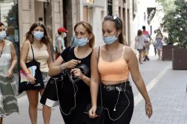 Neues Dokument befreit Menschen von Maskenpflicht auf Mallorca