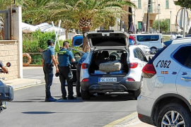 Paket mit 30 Kilo Haschisch im Meer vor Mallorca gefunden