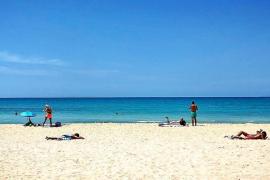 Fehlende Liegen und Schirme an der Playa de Palma: Stadt macht Druck