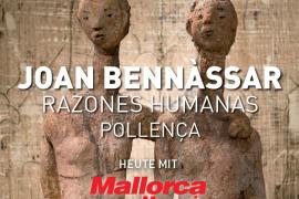 Steinerne Kunst auf dem Kalvarienberg von Pollença