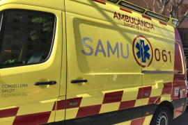 Frau auf Mallorca bei Autounfall nahe Santanyí schwer verletzt