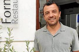 Christophorus Heufken betreibt in einem ehemaligen Stadtpalast das Boutique-Hotel Palacio Sant Salvador.