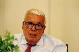 """Mäzen Klaus-Michael Kühne: """"Eine sehr schöne Sache für Mallorca"""""""