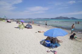 Strandsperrungen an der Playa de Muro sonntags nicht ausgeschlossen