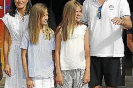 Königsfamilie am 7. August auf Mallorca erwartet
