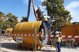 Arbeiten zur Verhinderung von Fäkal-Einleitungen ins Meer in Palma gestartet