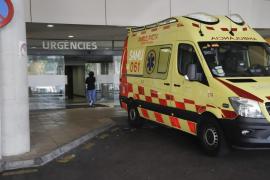 Brite stürzt in Palma de Mallorca aus drittem Stock
