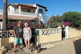 Das auf Mallorca lebende Rentnerpaar Barbara und Bernd Paetzold.