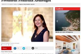 Armengol schreibt offenen Brief an britische Touristen