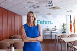 Maria Frontera ist Vorsitzende des mallorquinischen Hotelverbandes Fehm.