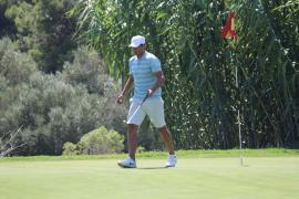 Rafael Nadal verpasst Golfmeisterschaft nur knapp