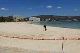 Der gesamte Strand ist wieder für Badegäste zugänglich.