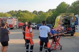 Jugendliche verletzt sich bei Sturz an Strand auf Mallorca schwer