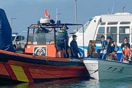 Zustrom von illegalen Migranten nach Mallorca so stark wie 2019