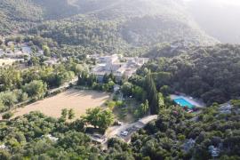 Ärger am beliebten Swimmingpool des Klosters Lluc