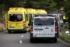 Porsche-Fahrer fährt auf Ibiza gegen Baum und stirbt