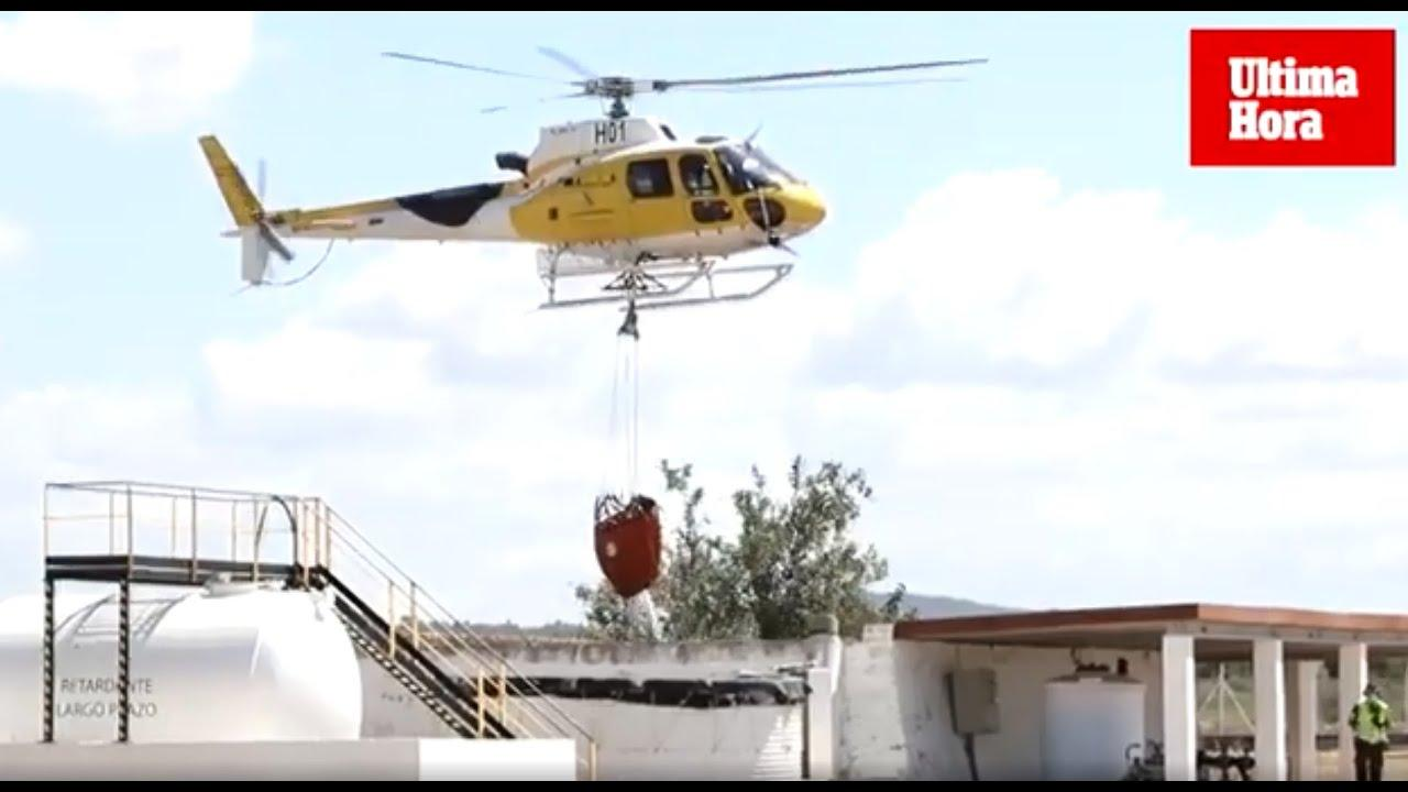 Fünf neue Helikopter gegen Waldbrände auf Mallorca