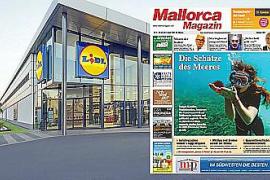 MM gibt's jetzt auch in Lidl-Märkten auf Mallorca