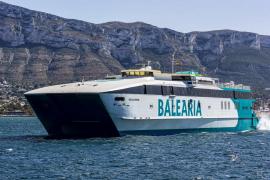 Baleària verschickt Fährtickets jetzt per Whatsapp