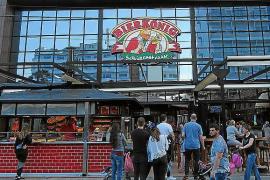 Bierkönig-Restaurant Pancho wieder geöffnet
