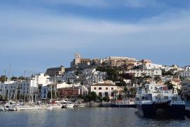 Immer eine Reise wert: Ibiza-Stadt.