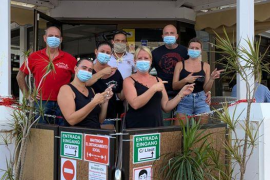 """Auch das """"Deutsche Eck"""" an der Playa de Palma ist wieder offen"""