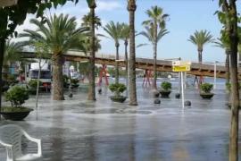 Meteorologen weisen auf Rissaga-Risiko auf Mallorca hin