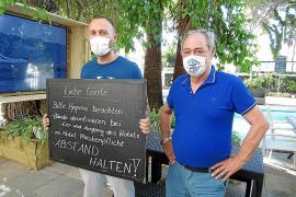 So kommt das Deutschen-Hostal Alce an der Playa de Palma durch die Krise