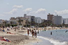 Hotels an der Playa de Palma Ende Juli zufriedenstellend ausgelastet