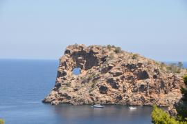 Sa Foradada liegt an der Westküste nahe Deià.