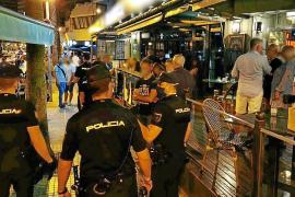 Zwei Bars auf Mallorca wegen Regelverstößen geschlossen