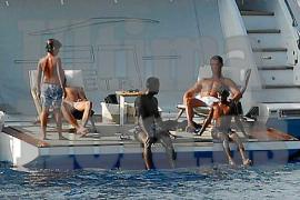 Cristiano Ronaldo taucht vor Mallorca 14 Meter tief