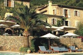 Cristiano Ronaldo hielt sich im Hotel La Residencia auf Mallorca auf