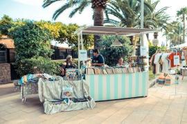 Sunset-Market in Puerto Portals nur noch bis Donnerstag