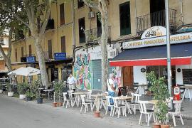 Restaurants in Palma de Mallorca kämpfen um Terrassen