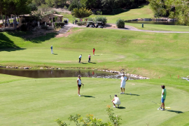 Mallorca Magazin Golfcup in Camp de Mar