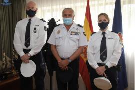 Deutsche Polizisten drei Wochen im Einsatz an der Playa de Palma