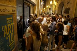 Nit de l'Art in Palma de Mallorca findet wegen Corona erstmalig bei Tageslicht statt
