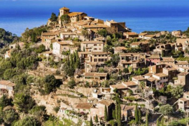 Deià von Flugportal zu einem der 20 schönsten Dörfer Europas erwählt