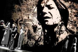 Katalanische Theatergruppe auf Mallorca zu sehen