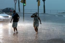 Wetterumschwung mit Warnstufe Gelb auf Mallorca am Samstag